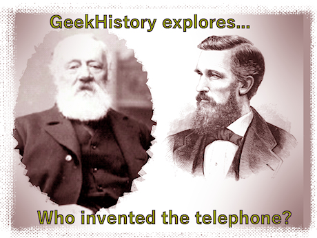 Who invented the telephone Antonio Meucci or Elisha Gray?