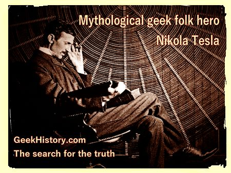 Nikola Tesla The search for the truth